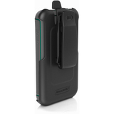Ballistic Every1 Carrying Case (Holster) for iPhone - Charcoal, Turquiose