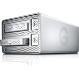G-Technology G-DOCK ev GDKTHNA20002BDB DAS Array - 2 x HDD Installed - 2 TB Installed HDD Capacity 0G02719