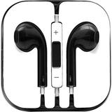 4XEM Black Earphones for iPhone/iPod/iPad