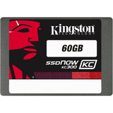 "Kingston SSDNow KC300 60 GB 2.5"" Internal Solid State Drive SKC300S37A/60G"