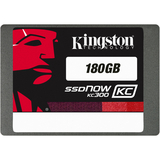 "Kingston SSDNow KC300 180 GB 2.5"" Internal Solid State Drive SKC300S37A/180G"