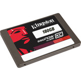 "Kingston SSDNow KC300 180 GB 2.5"" Internal Solid State Drive SKC300S3B7A/180G"