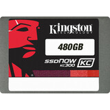 "Kingston SSDNow KC300 480 GB 2.5"" Internal Solid State Drive SKC300S3B7A/480G"