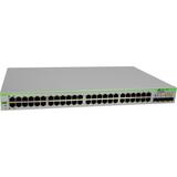 Allied Telesis 48 Port Gigabit WebSmart Switch