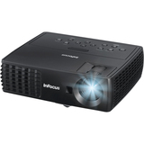 InFocus IN1112A 3D Ready DLP Projector - 720p - HDTV - 16:10 IN1112A