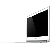 "Acer Aspire S7-392-54208G12tws 13.3"" LED (In-plane Switching (IPS) Technology) Ultrabook - Intel Core i5 i5-4200U 1.60 GHz - Crystal White"