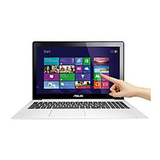 "Asus VivoBook V500CA-DB31T 15.6"" Touchscreen LED Notebook - Intel Core i3 i3-3217U 1.80 GHz - Black V500CA-DB31T"