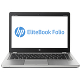 "HP EliteBook Folio E1Y62UT 14"" LED Ultrabook - Intel Core i5 1.90 GHz - Platinum E1Y62UT#ABL"