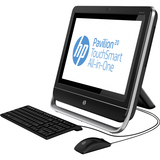 HP Pavilion TouchSmart 20-f230 H5P48AA All-in-One Computer - AMD E-Ser - H5P48AAABA