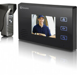 "Swann Doorphone Video Intercom With Colour 3.5"" LCD Monitor SWHOM-DP870C-US"