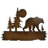 Gardman Bear Wilderness Wall Art - 16