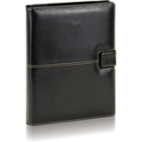 "Solo Vintage Carrying Case (Book Fold) for 8.5"" Tablet, Digital Text Reader - Black VTA202-4"