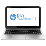 "HP ENVY TouchSmart 15-j000 15-J050US 15.6"" Touchscreen LED (BrightView) Notebook - Intel - Core i7 i7-4700MQ - Natural Silver E0K03UA#ABA"