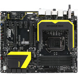 MSI Z87 MPOWER MAX Desktop Motherboard - Intel Z87 Express Chipset - Socket H3 LGA-1150 Z87 MPOWER MAX