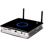 Zotac ZBOX Plus ZBOX-ID89-PLUS-U Nettop Computer - Intel Core i5 i5-3470T 2.90 GHz - Mini PC - Black, Silver ZBOX-ID89-PLUS-U