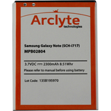 Arclyte Battery for HTC MPB02804