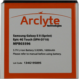 Arclyte Battery for Motorola MPB03596