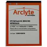 Arclyte Battery for Samsung MPB03620
