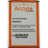 Arclyte Battery for LG MPB03623