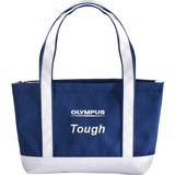 Olympus Carrying Case for Camera - White, Navy