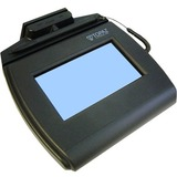 Topaz SigLite LCD 4x3 with MSR TM-LBK750-HSB-R