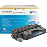 Elite Image Remanufactured High Yield Toner Cartridge Alternative For HP 80X (CF280X)