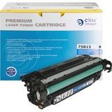 Elite Image Remanufactured Toner Cartridge Alternative For HP 507A (CE400A)