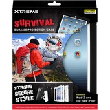 Xtreme Cables White Survival Durable Protection Case for the iPad 2 and The new iPad 51293