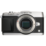 Olympus PEN E-P5 16.1 Megapixel Mirrorless Camera (Body Only) - Silver V204050SU000