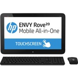 HP ENVY Rove 20-k000 20-k014ca All-in-One Computer - Intel Core i3 i3-4010U 1.70 GHz - Desktop E1F00UA#ABL