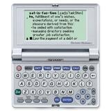 Sharp PWE550 Electronic Dictionary