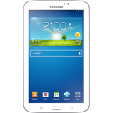 "Samsung Galaxy Tab 3 SM-T210R 8 GB Tablet - 7"" - Wireless LAN - Marvell Cortex A9 PXA986 1.20 GHz - White SM-T210RZWAXAC"