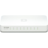 D-Link GO-SW-8E 8-Port 10/100 Unmanaged Desktop Switch GO-SW-8E