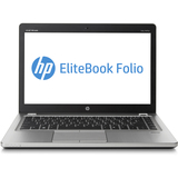 "HP EliteBook Folio 9470m 14"" LED Ultrabook - Intel - Core i5 i5-3437U 1.9GHz - Platinum E3U58UT#ABA"
