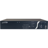 Speco 4 Channel Plug & Play NVR with Built-In PoE N4NSP1TB