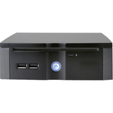 AOpen XC mini MP65-UI Desktop Computer - Intel Core i3 - Mini PC - Black