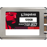 "Kingston SSDNow KC380 120 GB 1.8"" Internal Solid State Drive SKC380S3/120G"