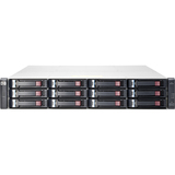 HP 2040 SAN Array - 24 x HDD Supported - 28.80 TB Supported HDD Capacity C8R15A