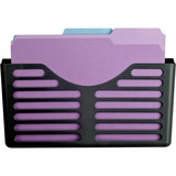 Lorell Plastic Wall/Cubicle Pocket File