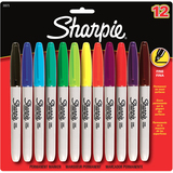 Sharpie Fine Point Permanent Marker 30075PP