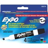 Expo Low Odor Markers 80074