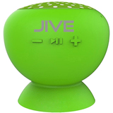 Digital Treasures Lyrix JIVE Speaker System - Wireless Speaker(s) - Lime Green 09013