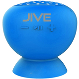 Digital Treasures Lyrix JIVE Speaker System - Wireless Speaker(s) - Blue 09011
