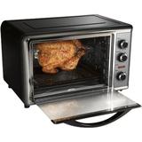 Hamilton Beach Countertop Oven with Convection & Rotisserie (31104) 31104