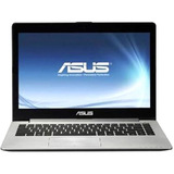 "Asus VivoBook V400CA-DB31T 14"" Touchscreen LED Notebook - Intel Core i3 i3-2365M 1.40 GHz - Black V400CA-DB31T"