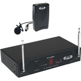 CAD StagePass WX1210LAV Wireless Lavalier Microphone System