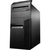 Lenovo ThinkCentre M93p 10A7000BUS Desktop Computer - Intel Core i5 i5-4570 3.2GHz - Mini-tower - Business Black 10A7000BUS