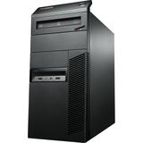 Lenovo ThinkCentre M93p 10A7000DUS Desktop Computer - Intel Core i7 i7-4770 3.40 GHz - Mini-tower - Business Black 10A7000DUS