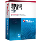 McAfee Internet Security 2014 - Subscription Package - 1 PC MIS14EMB1RAA