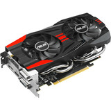 Asus GTX760-DC2OC-2GD5 GeForce GTX 760 Graphic Card - 1006 MHz Core - 2 GB GDDR5 SDRAM - PCI Express 3.0 x16 GTX760-DC2OC-2GD5